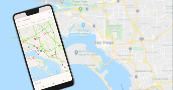 How to locate device by phone number?