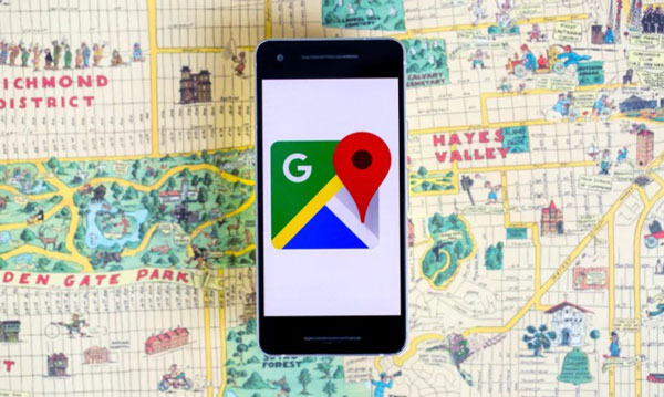 How to locate a phone number on Google map?