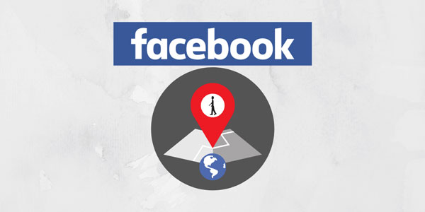 How to track someone's location with Facebook Messenger?