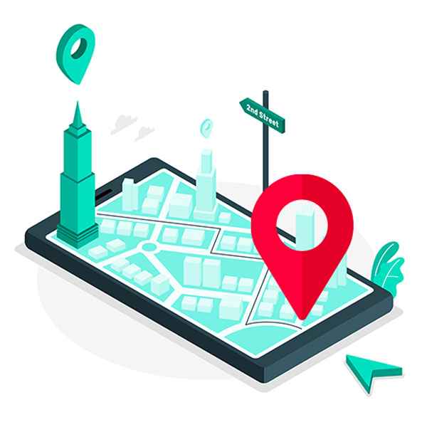 How can I know the location of a mobile number?