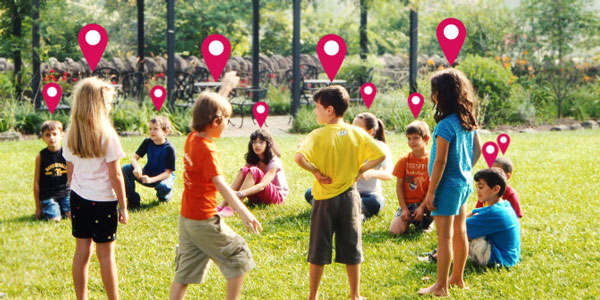Should parents track their kids' location?