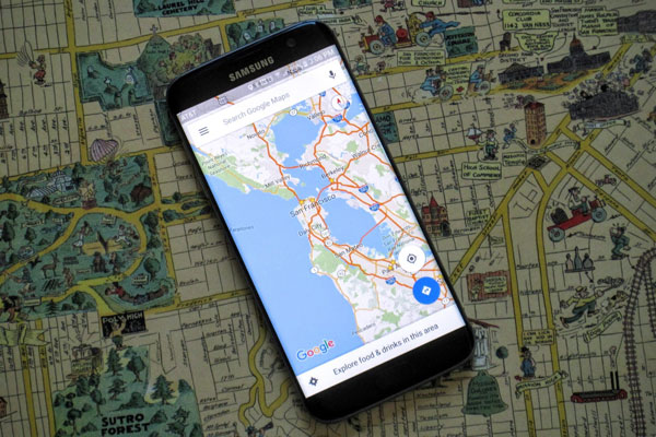 How to track IMEI number through Google Earth?