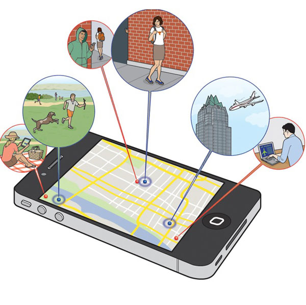 What are the uses of GPS tracker?