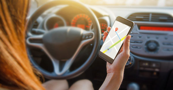 How accurate is GPS on phone?