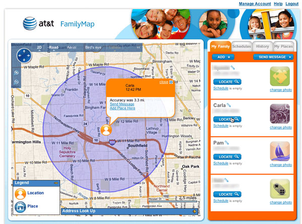 AT&T lost phone locator – Find a lost or stolen device
