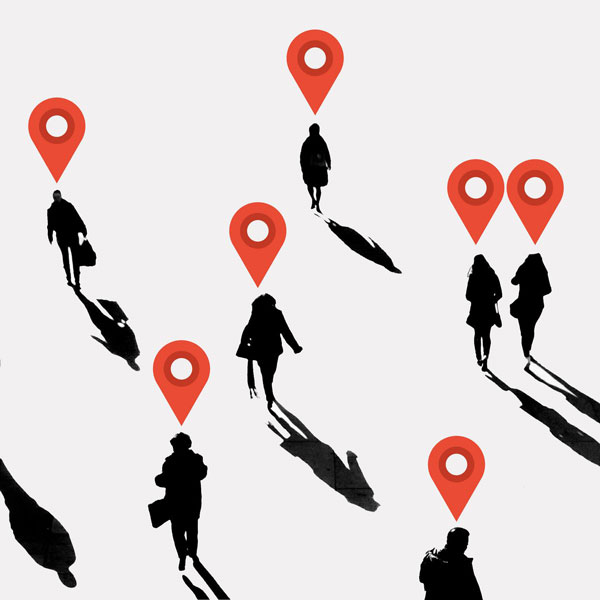 How much do wireless carriers keep your location data?