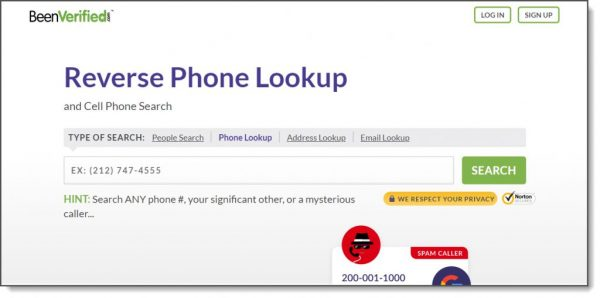 How to look up a cell phone location?