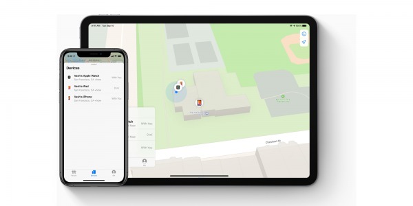 How can someone track your location on an iPhone?