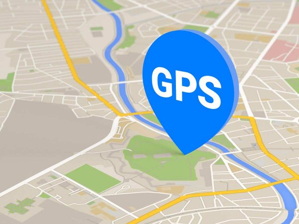 Where is the best place to put a GPS tracker on?
