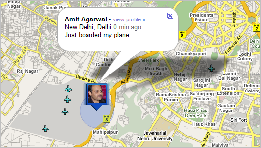 How to find my friend location by mobile number?